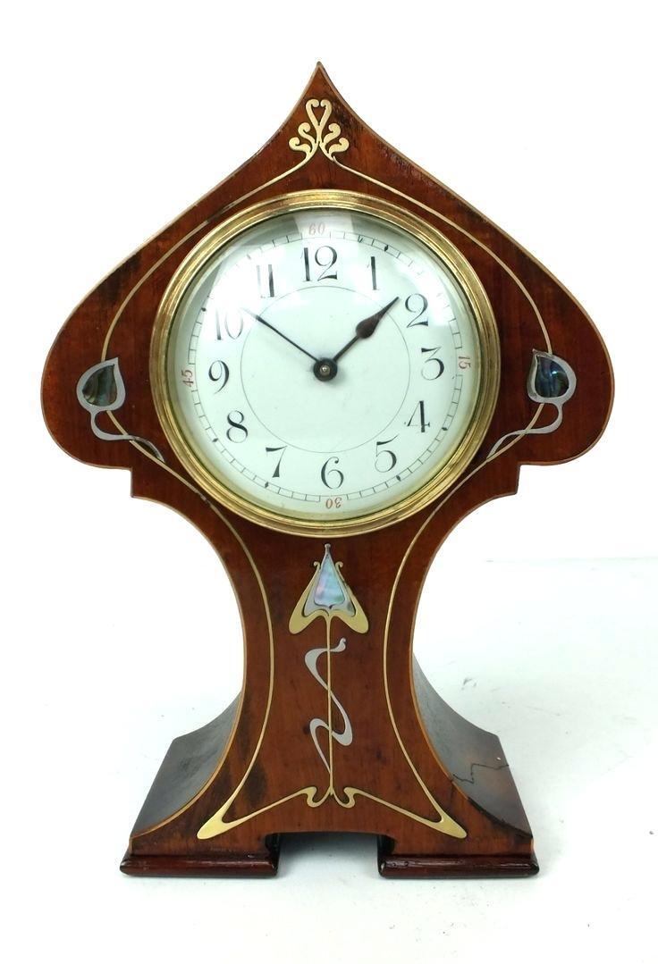 Wall Ideas : Art Deco Wall Clock Art Deco Wall Clocks Large Art With Large Art Deco Wall Clocks (Image 15 of 20)