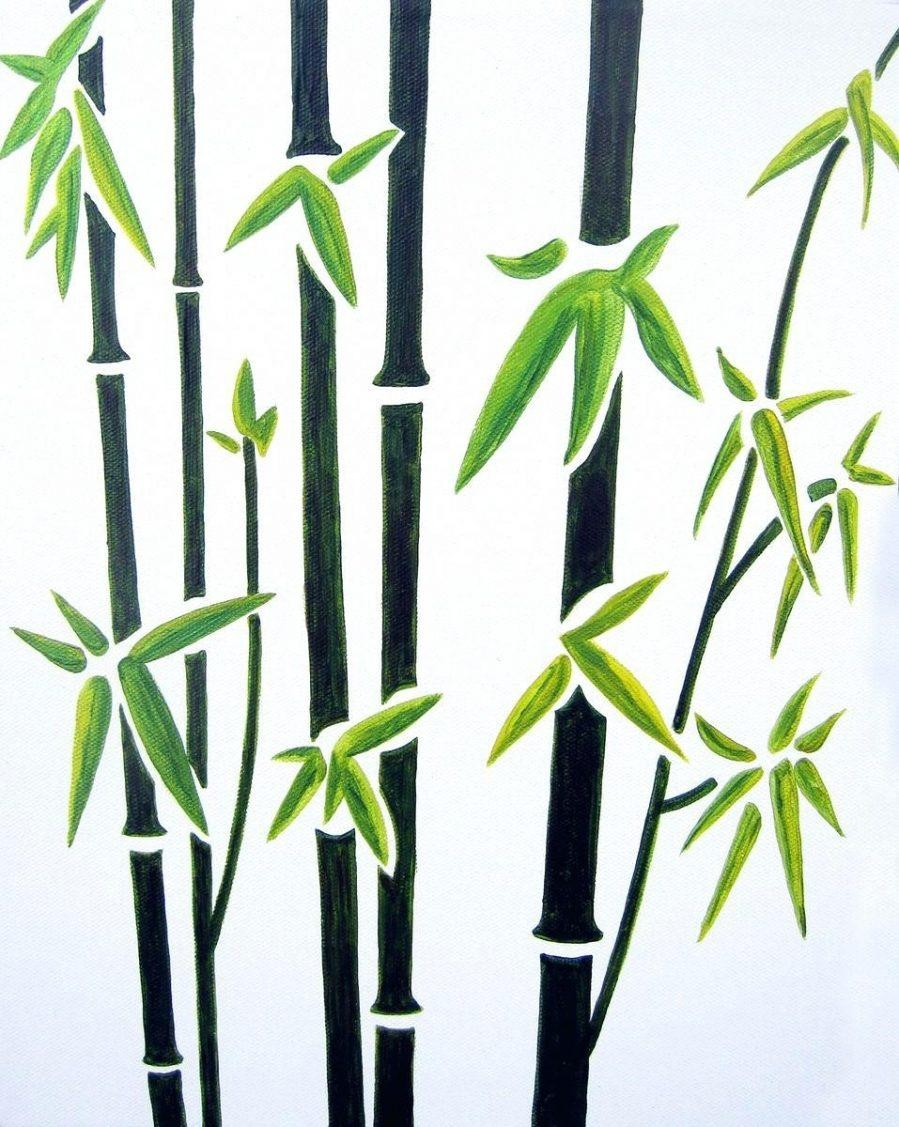 Wall Ideas : Bamboo Wall Art Projects Bamboo Wall Art Uk Bamboo In Bamboo Metal Wall Art (View 10 of 20)