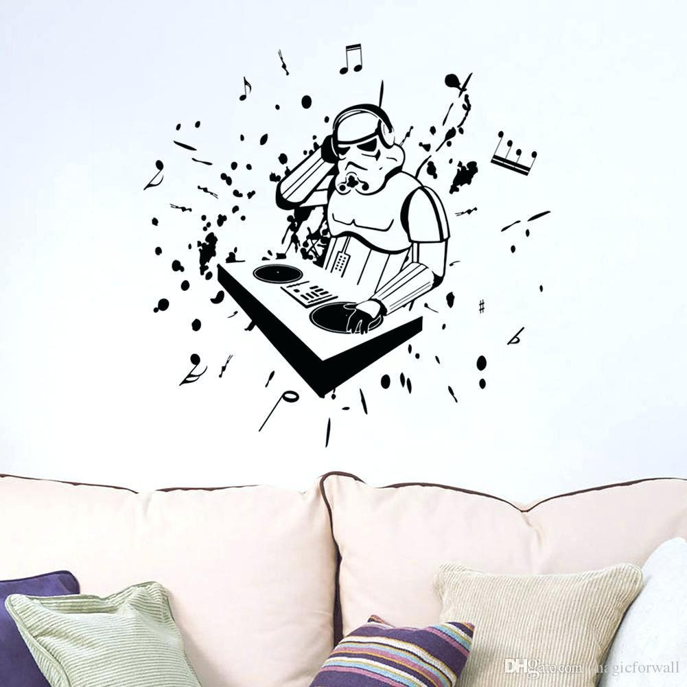 Wall Ideas : Bathroom Wall Art Stickers Ebay Wall Decor Stickers In Music Note Wall Art Decor (Image 16 of 20)