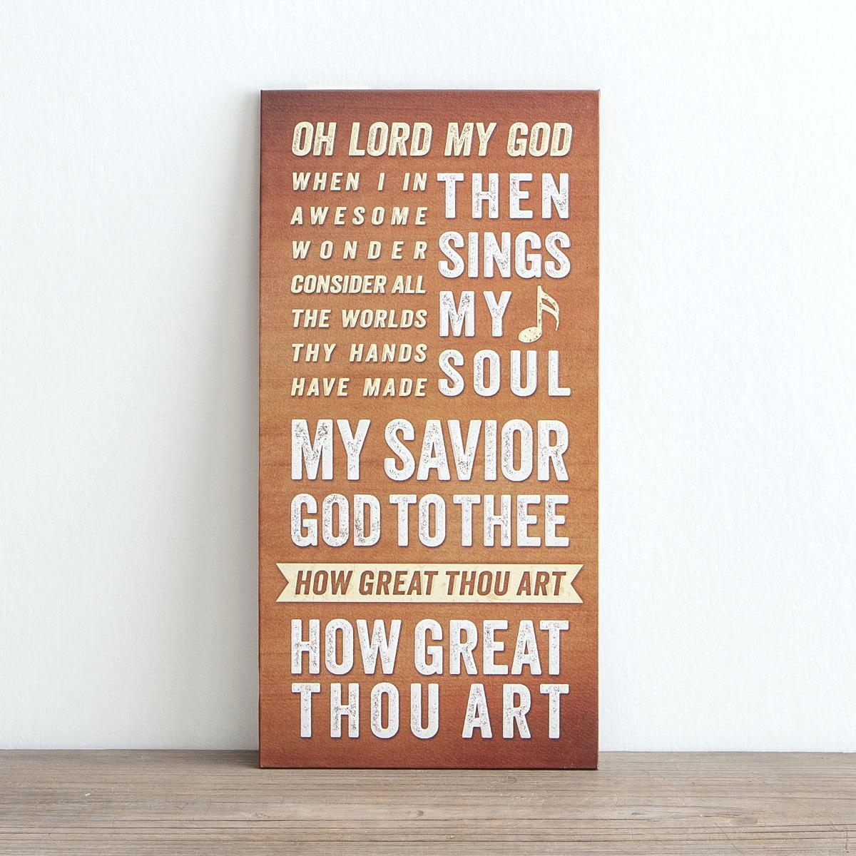 Wall Ideas : Bible Verse Wall Decor The Lord Is My Shepherd Cross With Regard To Inspirational Wall Plaques (Image 18 of 20)