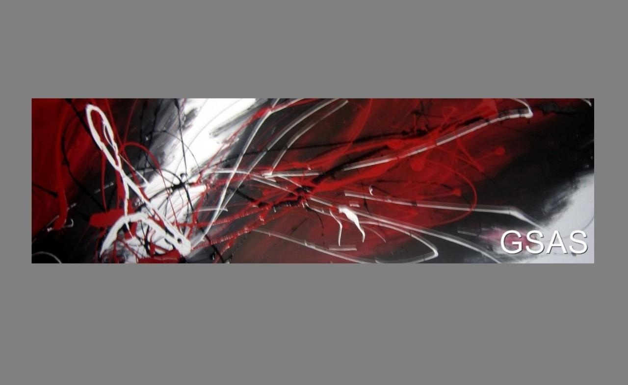 Wall Ideas: Black Wall Art Inspirations. Trendy Wall (View 3 of 20)