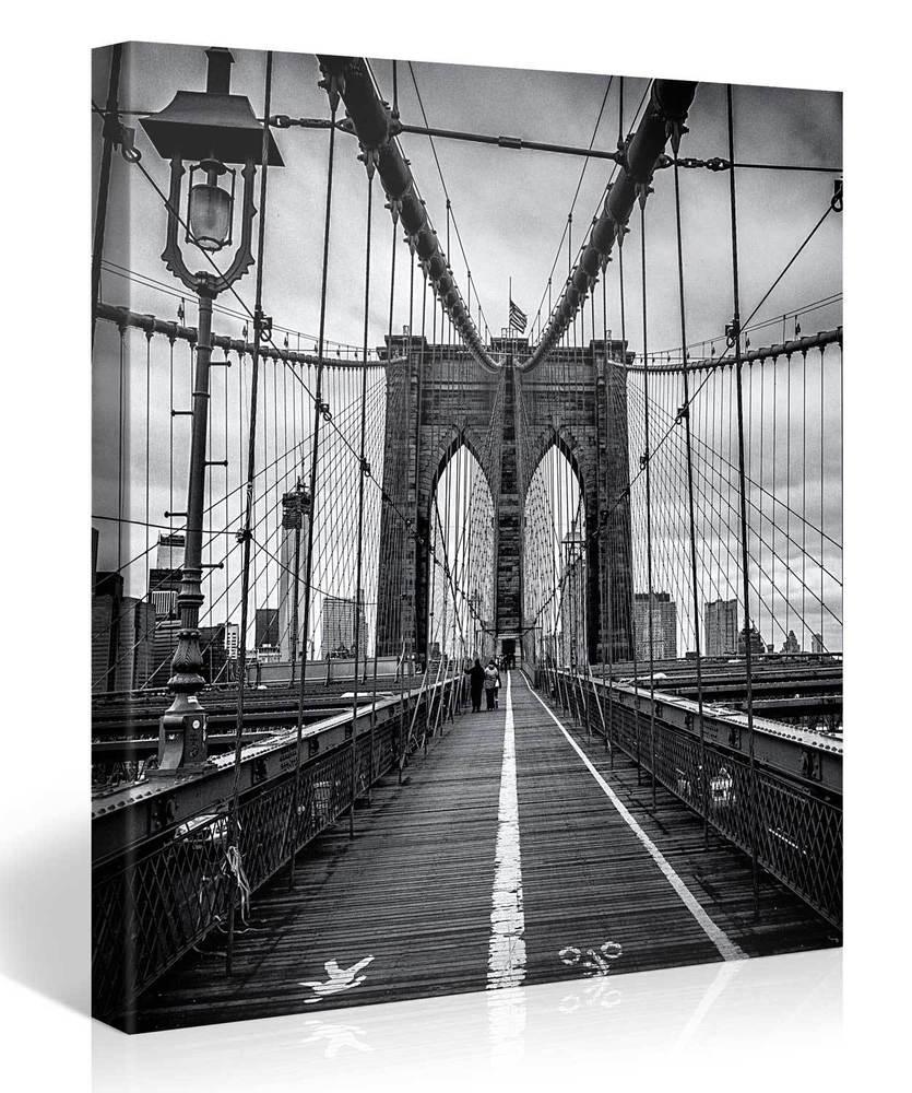 Wall Ideas: Brooklyn Wall Art Photo. Design Decor (Image 19 of 20)
