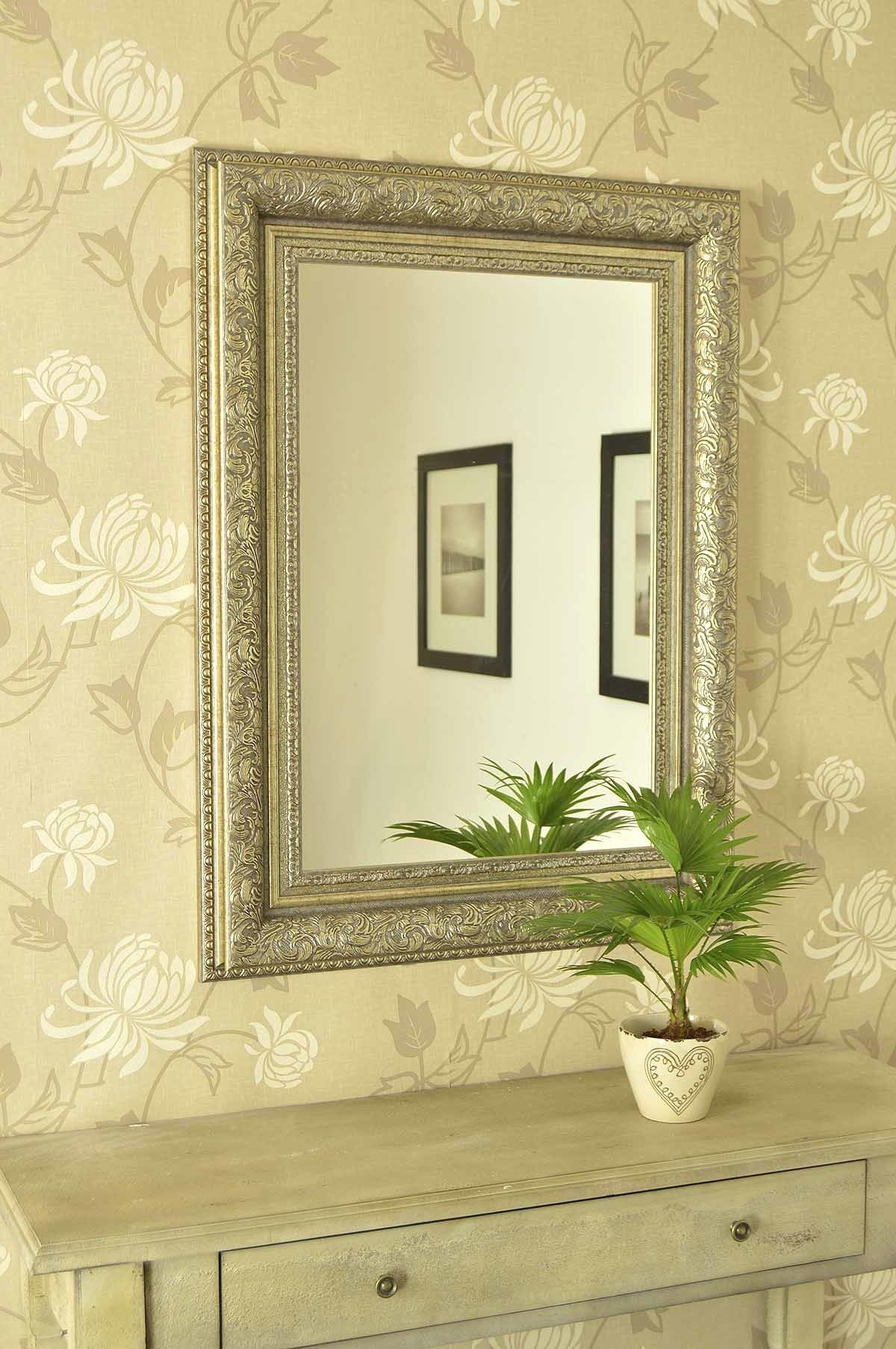 Wall Ideas : Contemporary Wall Mirrors Modern Wall Mirrors Sale Regarding Mirrors Modern Wall Art (Image 14 of 20)