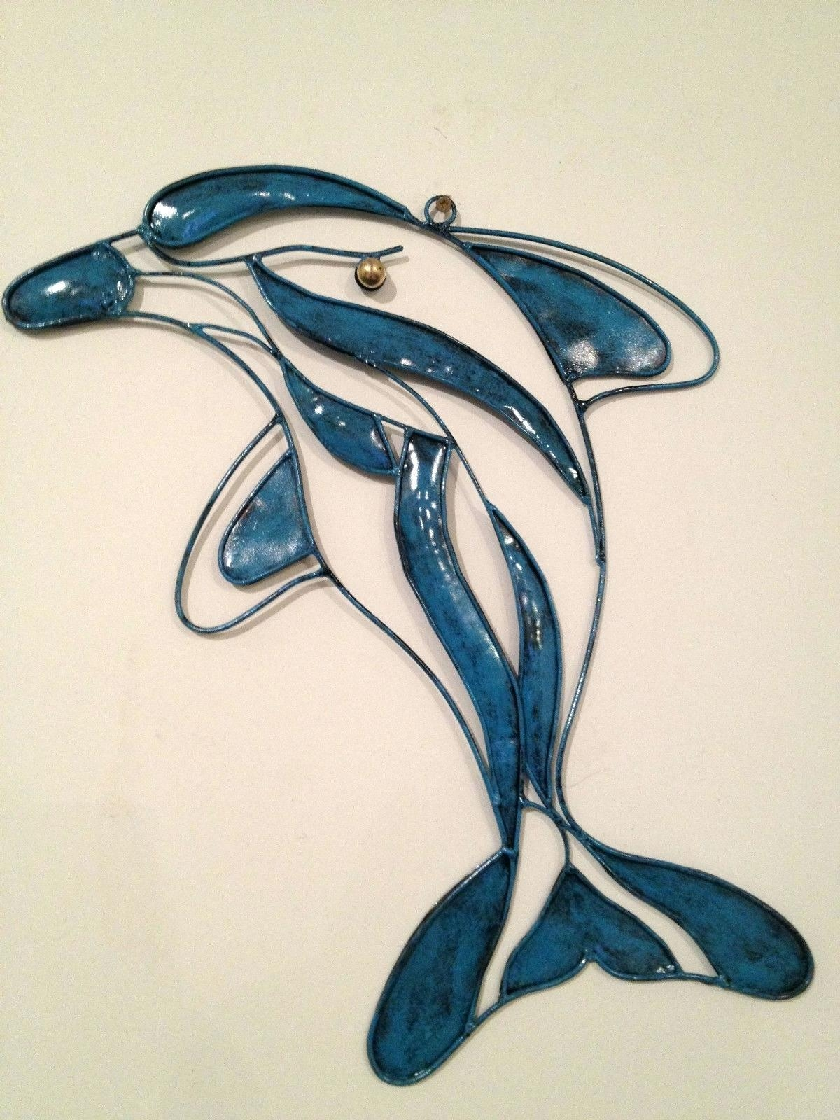 Wall Ideas : Copper Dolphin Wall Art Recent Searches Ceramic In Dolphin Metal Wall Art (Image 18 of 20)