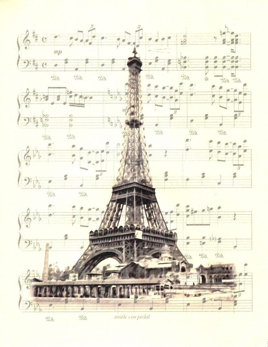 Wall Ideas : Eiffel Tower Wall Decor Target Eiffel Tower Wall Regarding Eiffel Tower Wall Hanging Art (View 15 of 20)