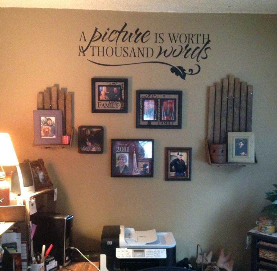 Wall Ideas : Family Quotes Wall Art Stickers 26 Word Wall Art Wood For Wooden Word Wall Art (Image 10 of 20)