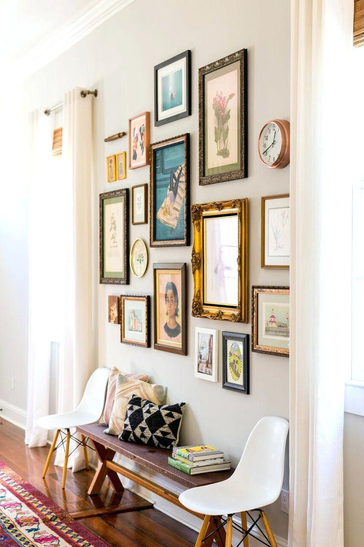 Wall Ideas : Gallery Wall Art Frames Gallery Wall Art Pinterest Within Wall Art Frames (Image 20 of 20)