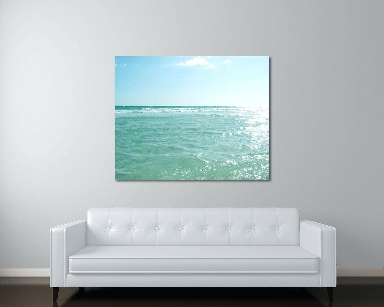 Wall Ideas : Image Of Beach Themed Wall Art Ideas Beach House Wall Pertaining To Beach Theme Wall Art (View 7 of 20)