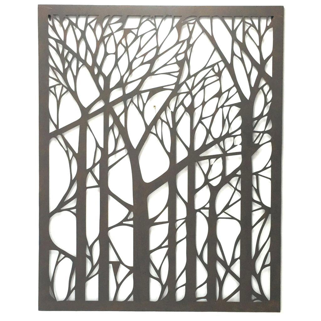 Wall Ideas : Image Of Outdoor Wall Decor Acreage Outdoor Metal Regarding Metal Large Outdoor Wall Art (Image 19 of 20)