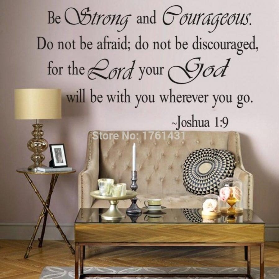 Wall Ideas : Inspirational Wall Plaque Inspirational Stencil Wall With Regard To Inspirational Wall Plaques (Image 20 of 20)