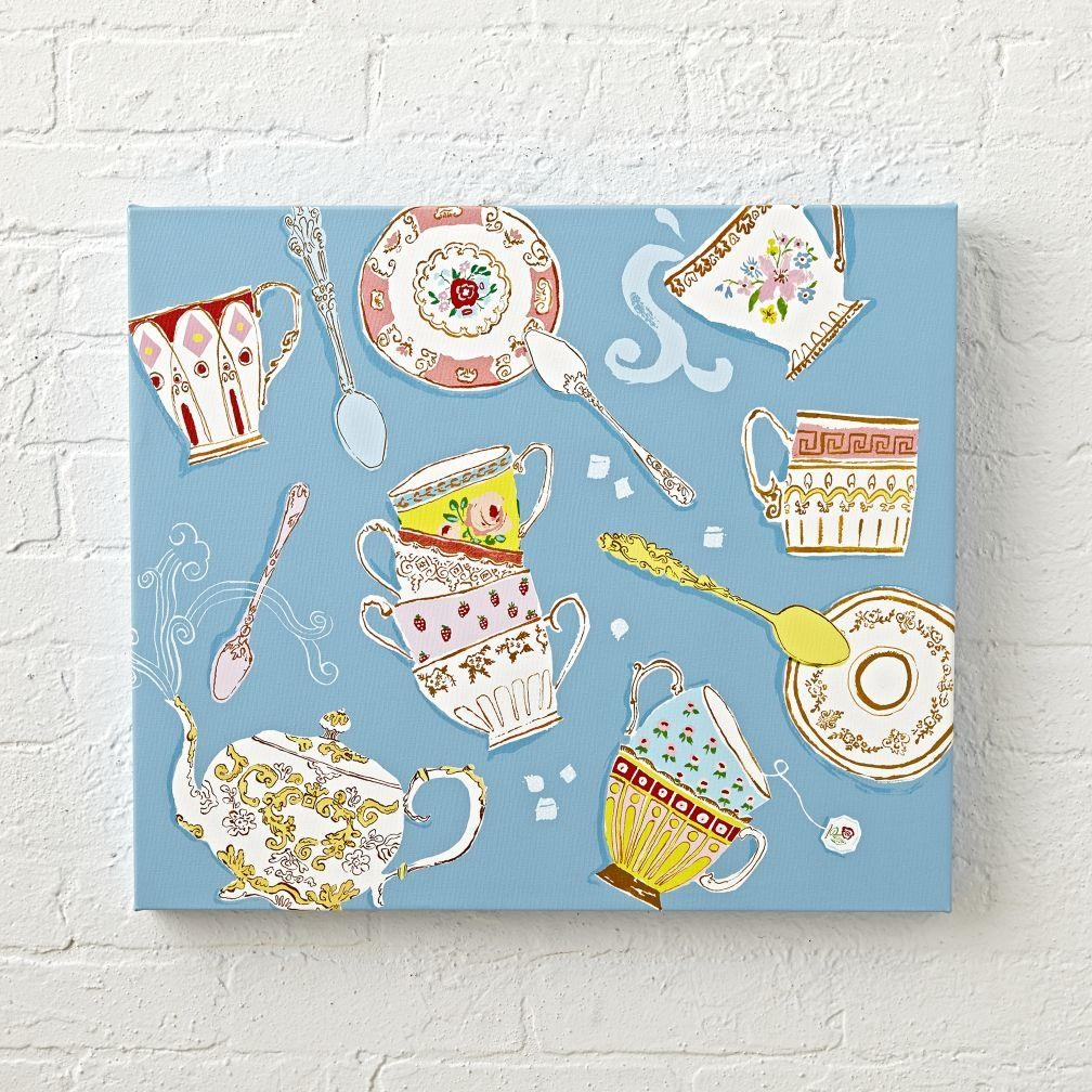 Childrens Wall Art Canvas