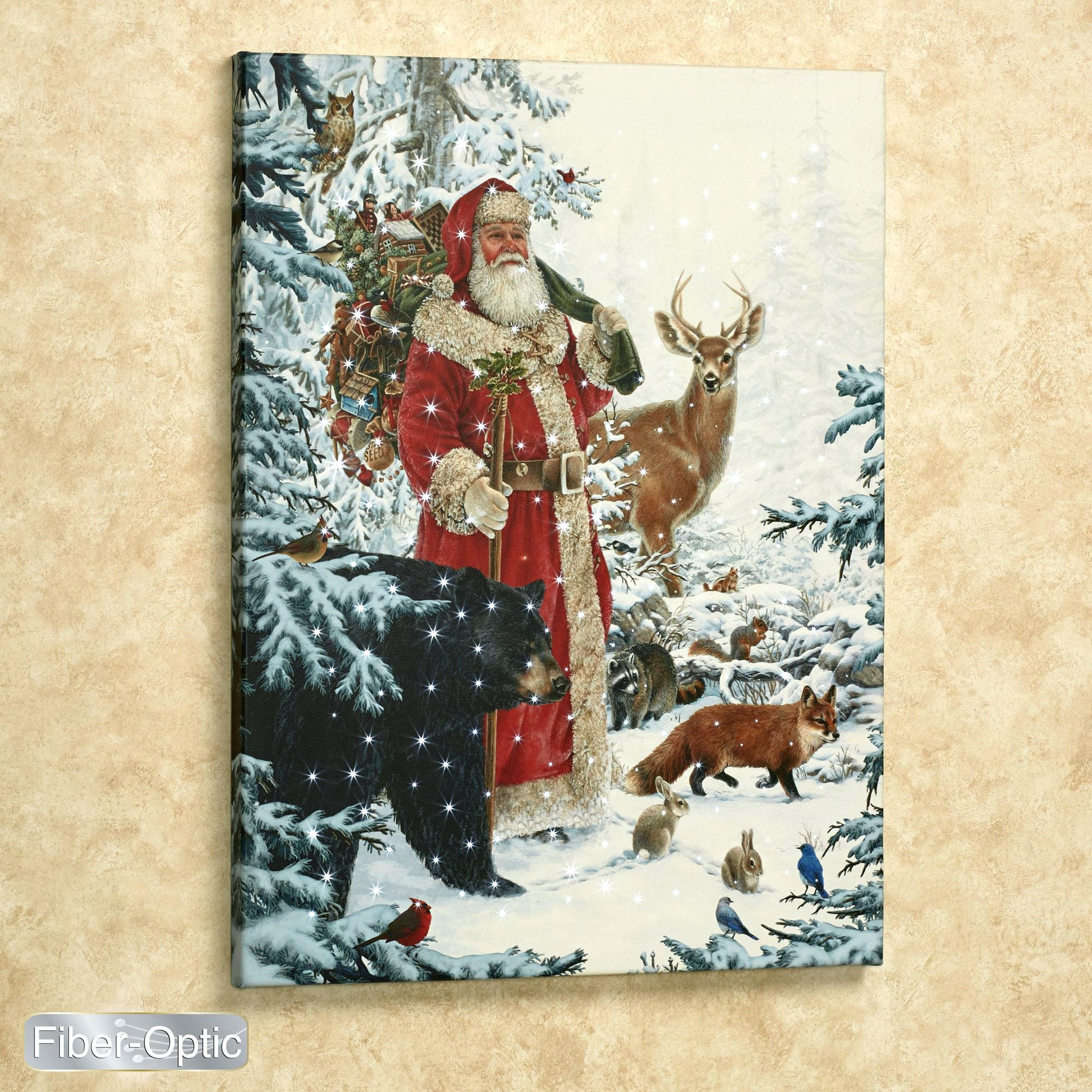 Wall Ideas : Led Canvas Wall Art Christmas Led Canvas Wall Art With Regard To Country Canvas Wall Art (View 5 of 20)