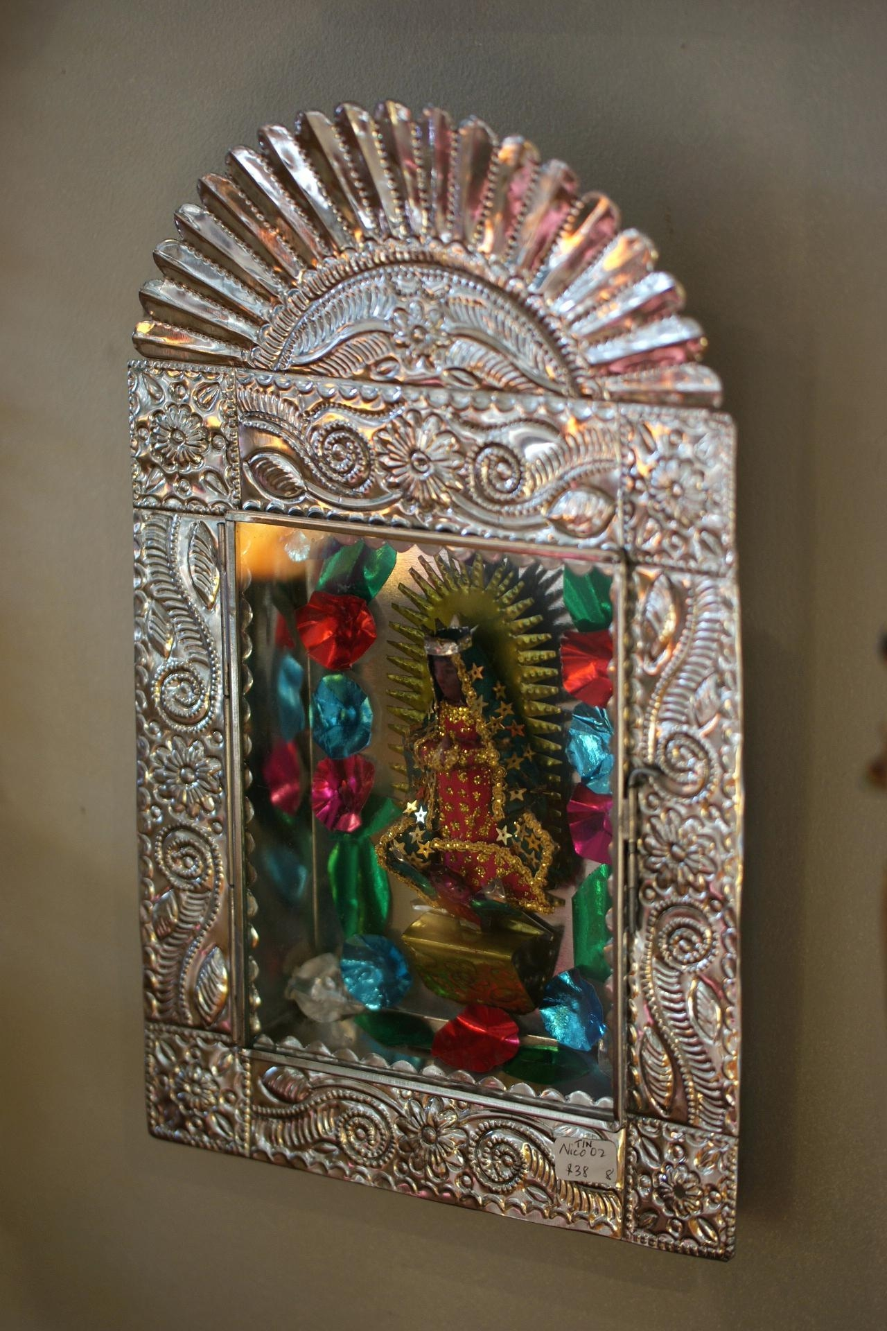 Featured Photo of Mexican Metal Wall Art