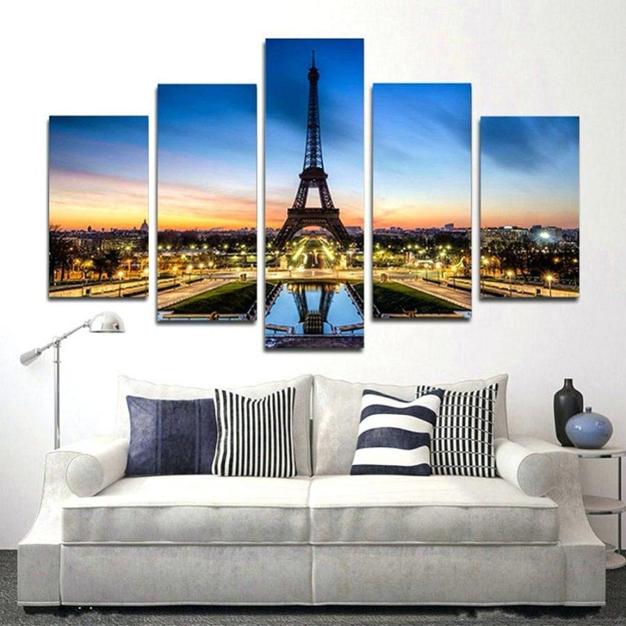 Wall Ideas : Personalized Photo Vinyl Wall Art Personalized Wall Pertaining To Metal Eiffel Tower Wall Art (View 15 of 20)
