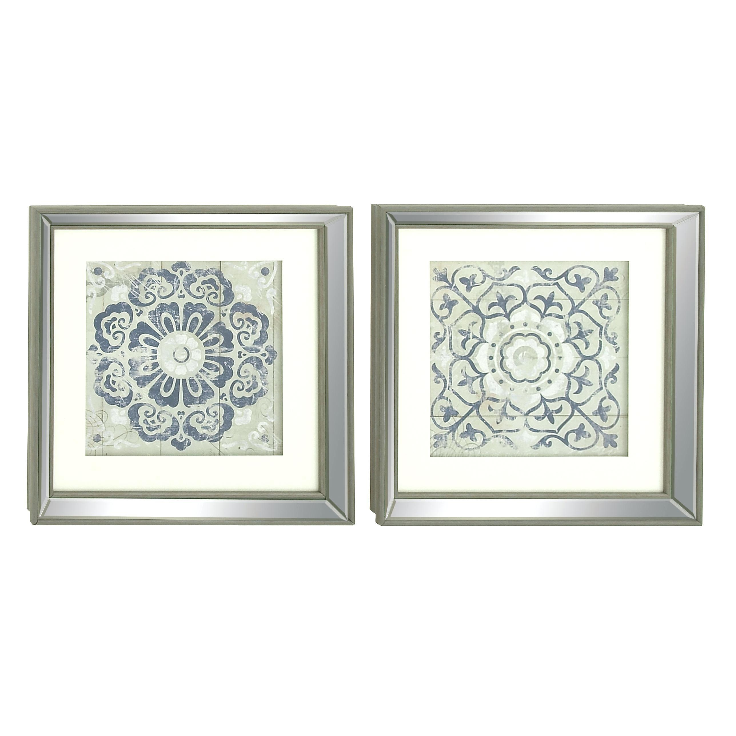 Wall Ideas : Petit Tresor Nuit 2 Piece Canvas Wall Art 2 Piece In Kohl's Metal Wall Art (Image 20 of 20)