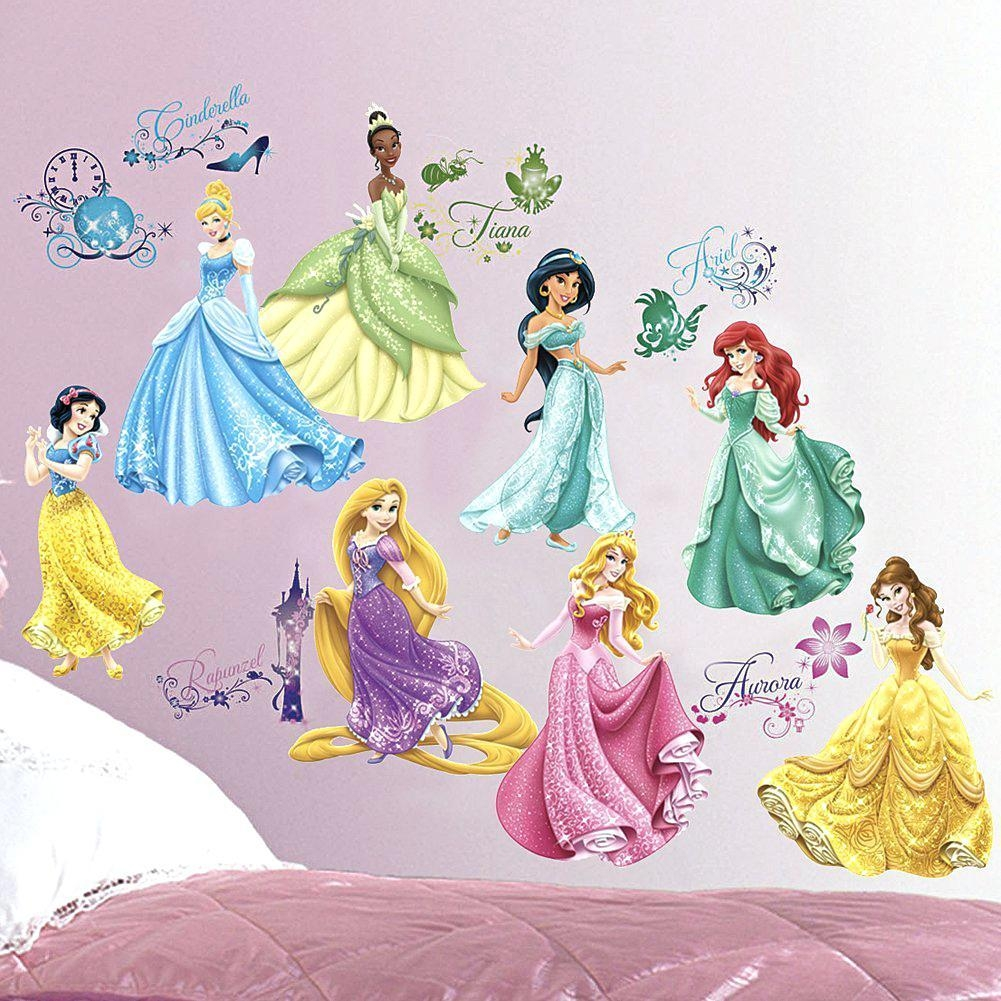 Wall Ideas : Princess Wall Art Etsy Princess Wall Art Target Within Disney Princess Wall Art (Image 18 of 20)