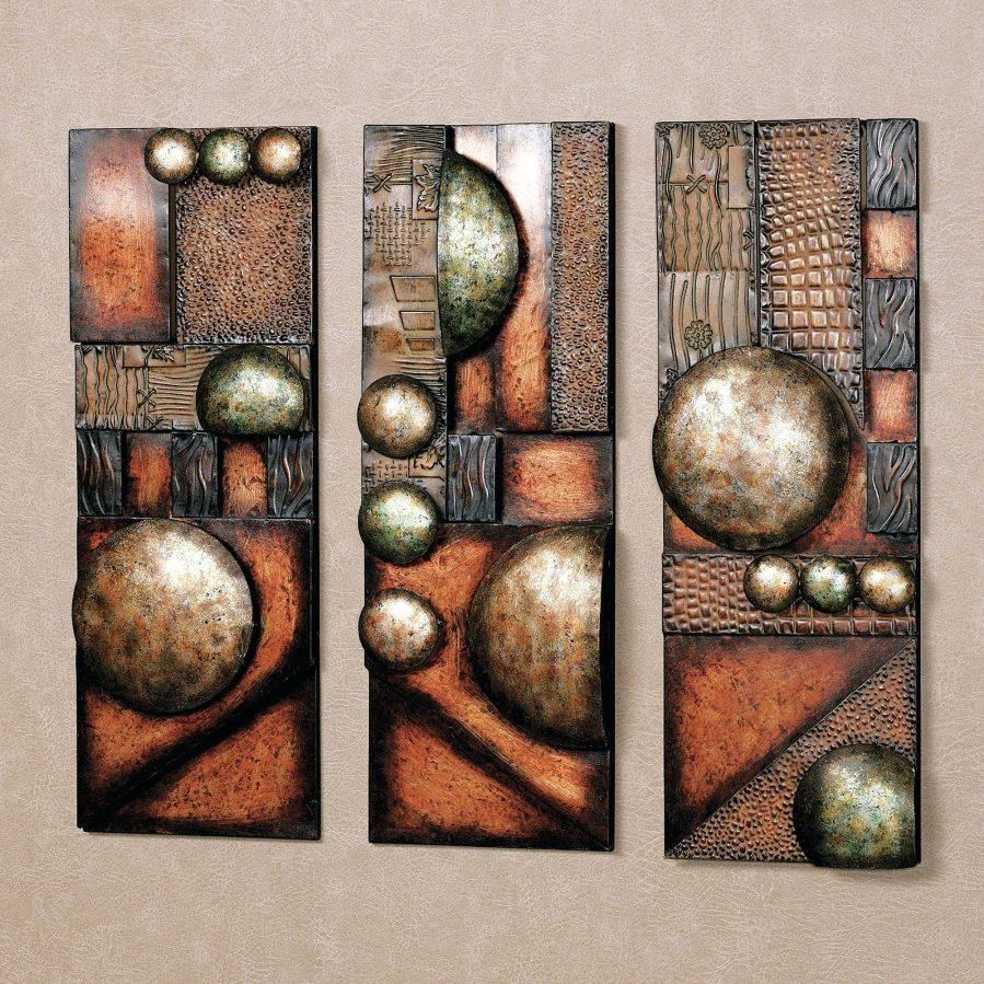 Wall Ideas : Sculpture Wall Art Nz Large Metal Wall Sculpture Art With 3D Metal Wall Art (Image 18 of 20)