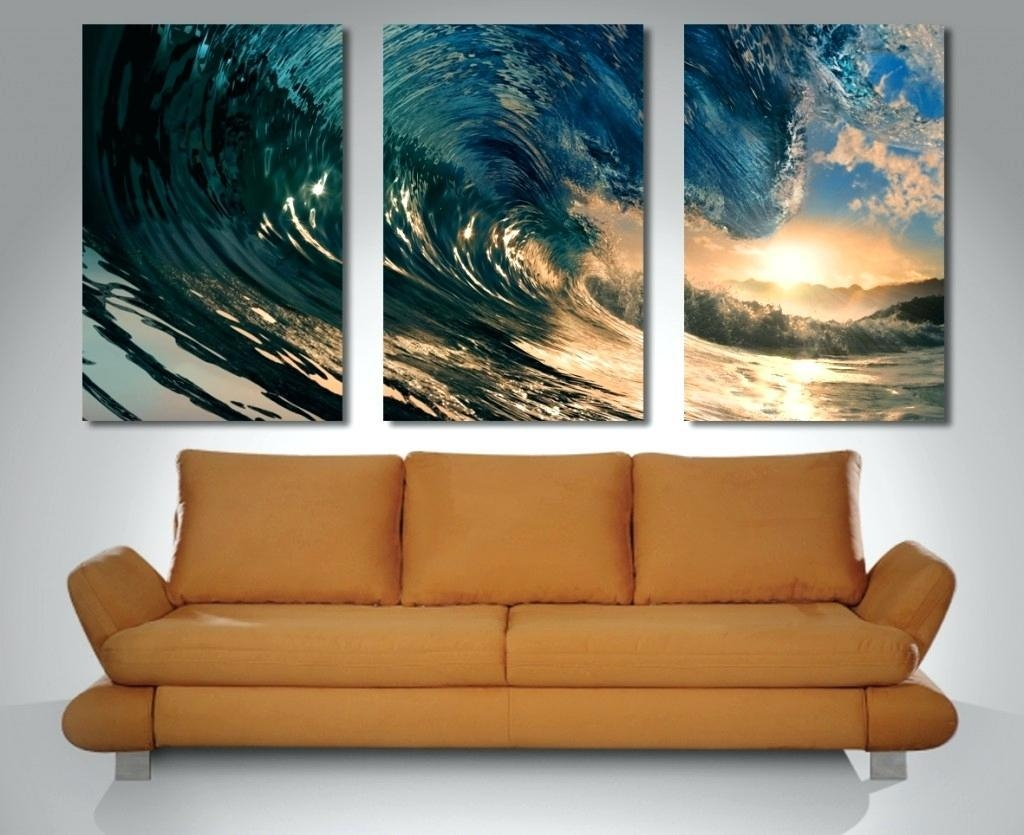 Wall Ideas : Triptych Wall Art Custom Triptych Wall Art Set Inside Triptych Art For Sale (View 18 of 20)