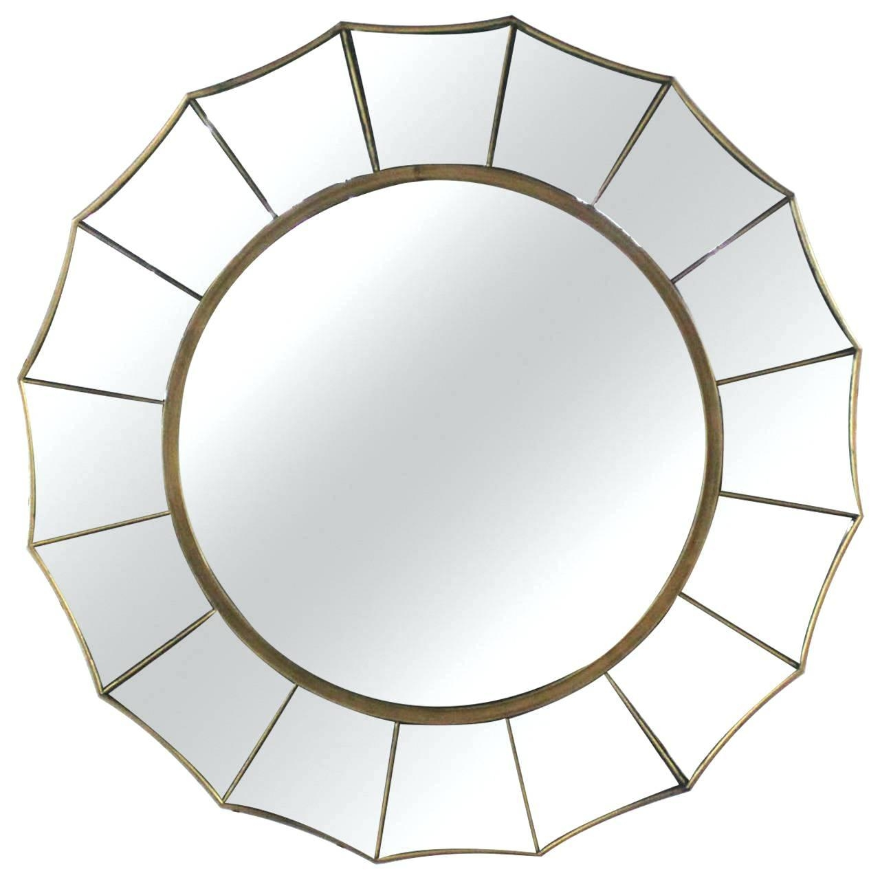 Wall Ideas : Unusual Wall Mirrors Wall Decorative Mirror With Regard To Modern Mirror Wall Art (Image 20 of 20)