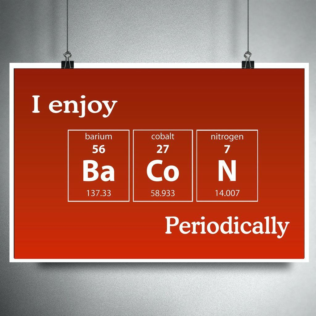Wall Ideas : Vintage Periodic Table Wall Art Huge Periodic Table Throughout Elements Wall Art (Image 19 of 20)
