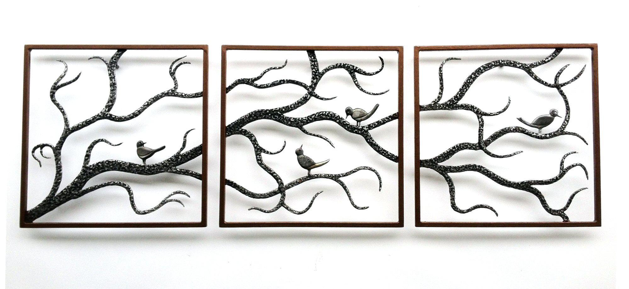 Wall Ideas: Wall Decor Metal. Wall Decor Metal And Wood (Image 20 of 20)