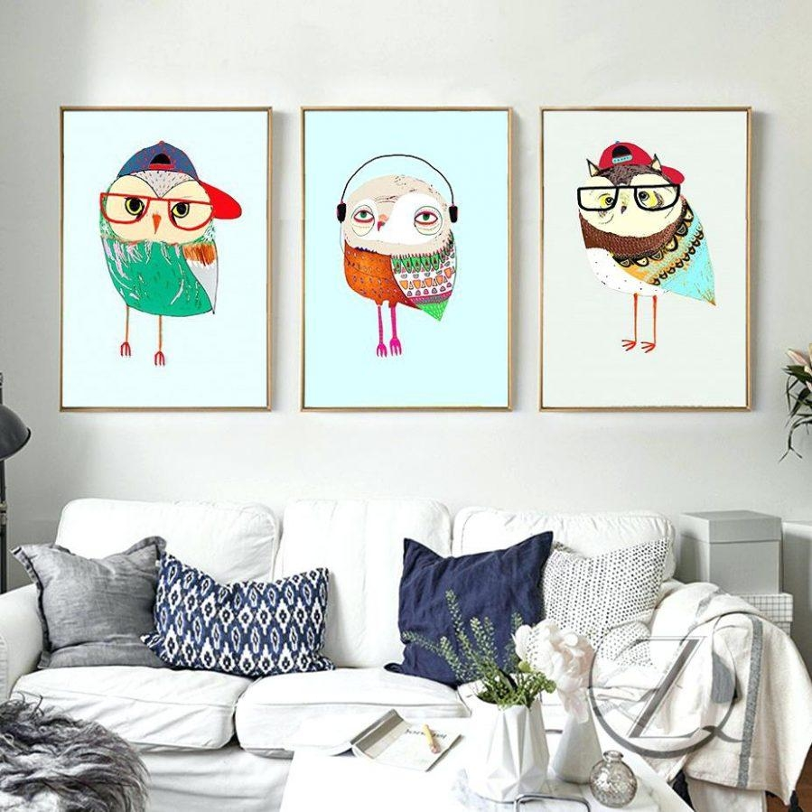 Wall Ideas : Wall Painting Ideas For Bedroom Wall Ideas For Intended For Small Canvas Wall Art (View 11 of 20)