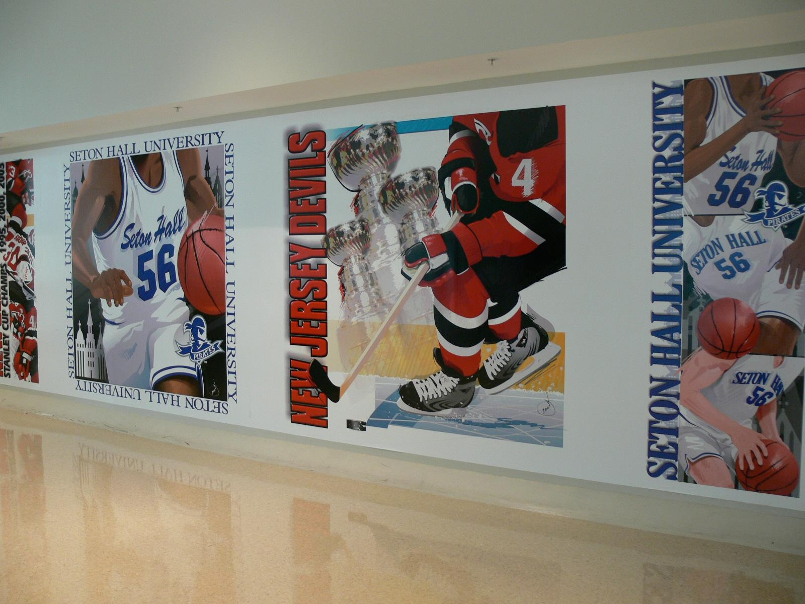 Featured Photo of Nba Wall Murals