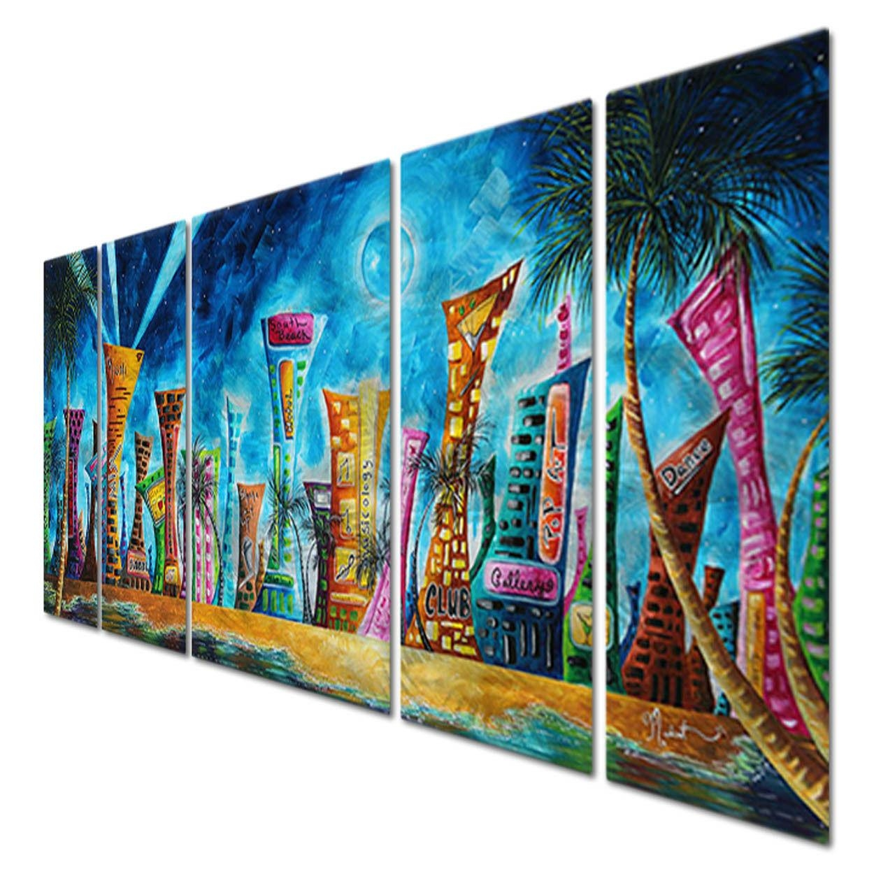 Wall Sculptures , Home Décor , Home & Garden Intended For Megan Duncanson Metal Wall Art (Image 19 of 20)