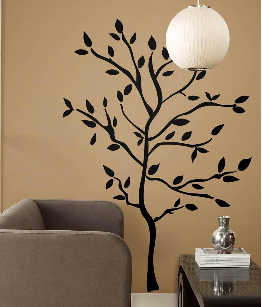 Wallpaper And Wall Borders – Walmart Intended For Walmart Metal Wall Art (View 11 of 20)