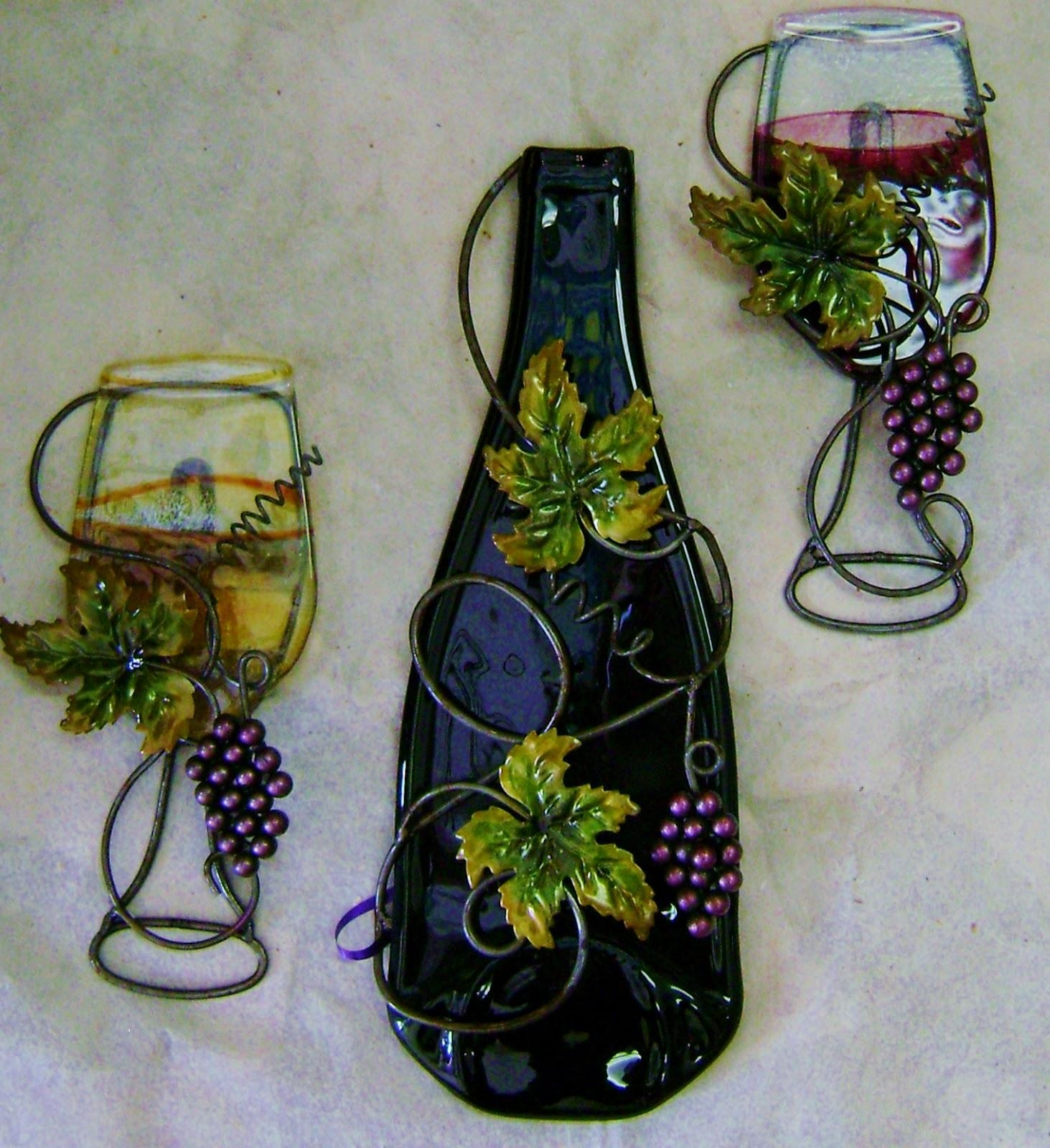Welcome To Inspire On The Danforth! A Great Little Store For Great Throughout Wine Metal Wall Art (Image 17 of 20)