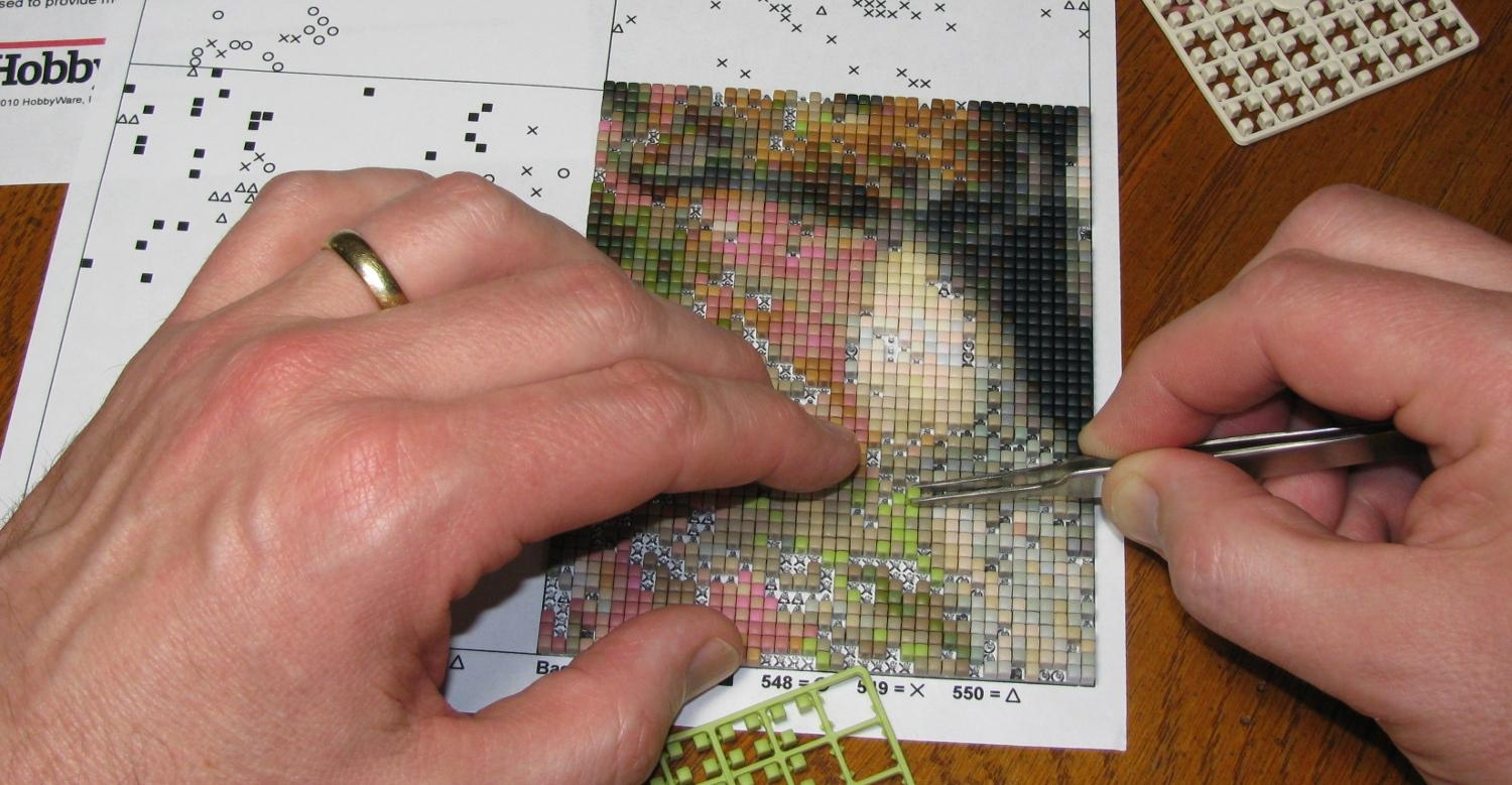Welcome To Pixelhobby Usa – The Source For Mini Mosaic Craft Supplies (Image 19 of 20)