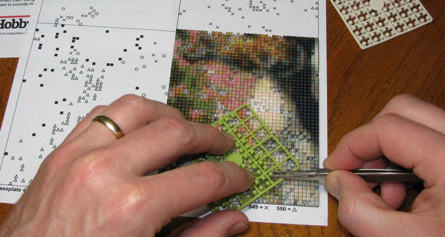 Welcome To Pixelhobby Usa – The Source For Mini Mosaic Craft Supplies (Image 20 of 20)