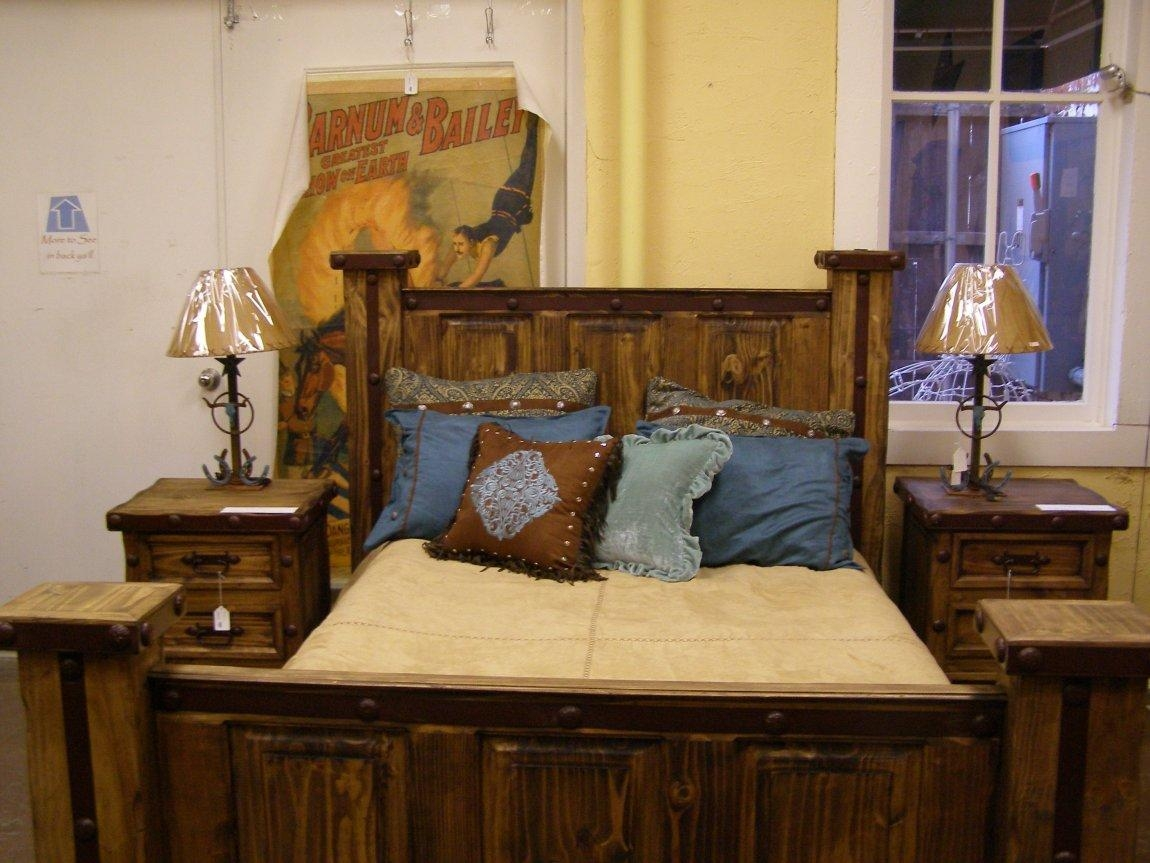 Western Bedroom Furniture Decorating Ideas Pinterest Cowboy Wall Inside Western Metal Wall Art Silhouettes (Image 17 of 20)