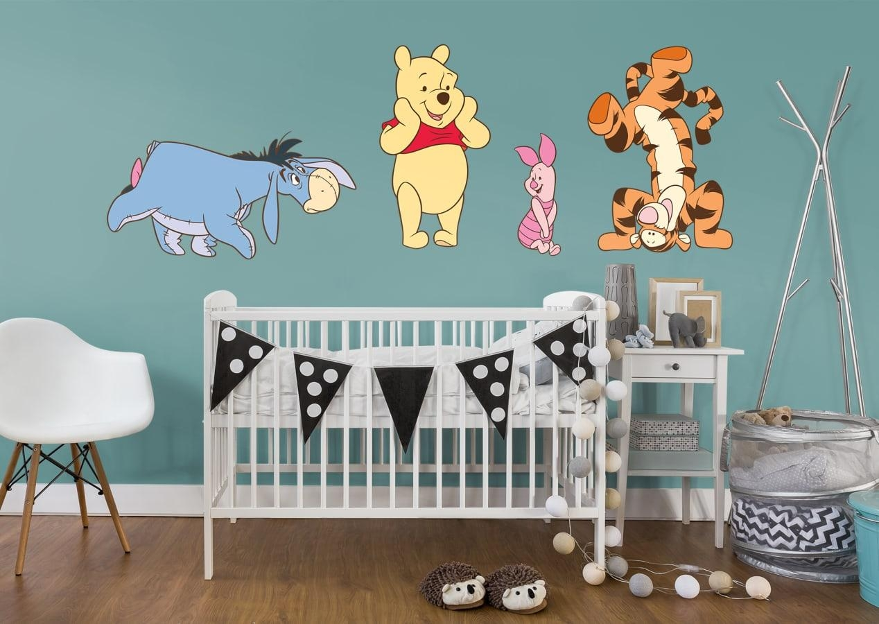 Winnie The Pooh Collection Wall Decal | Shop Fathead® For Winnie For Winnie The Pooh Wall Decor (View 18 of 20)