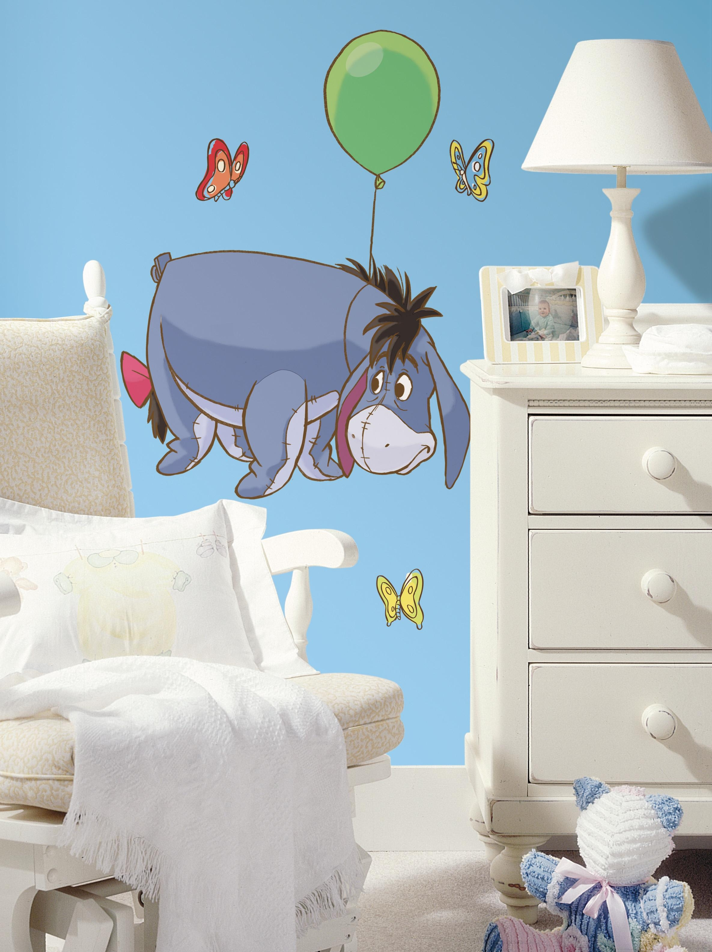 Winnie The Pooh Decor | Colorful Kids Rooms Intended For Winnie The Pooh Wall Decor (Image 16 of 20)