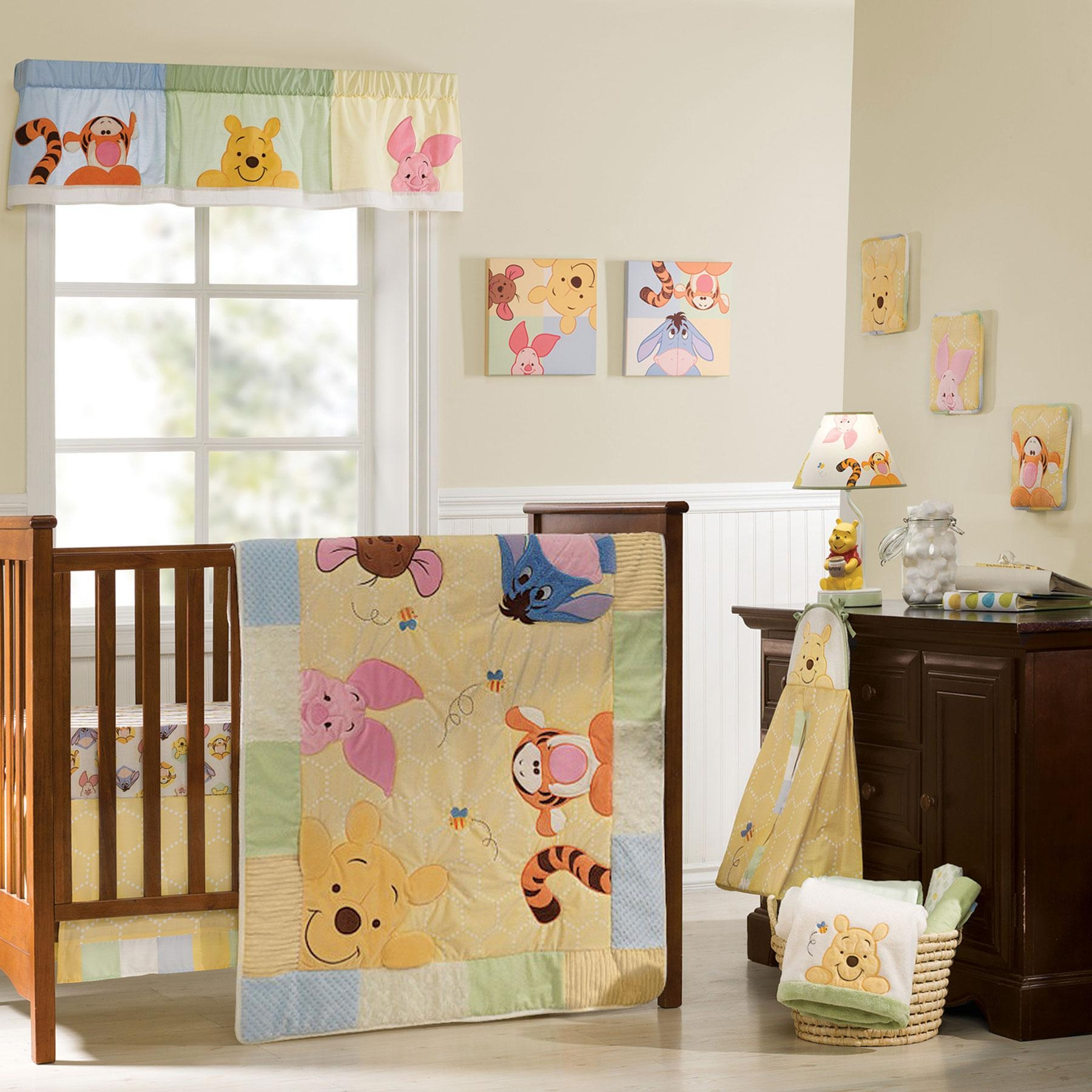 Winnie The Pooh Nursery Wall Art — Modern Home Interiors : Ideas In Winnie The Pooh Wall Art For Nursery (View 16 of 20)