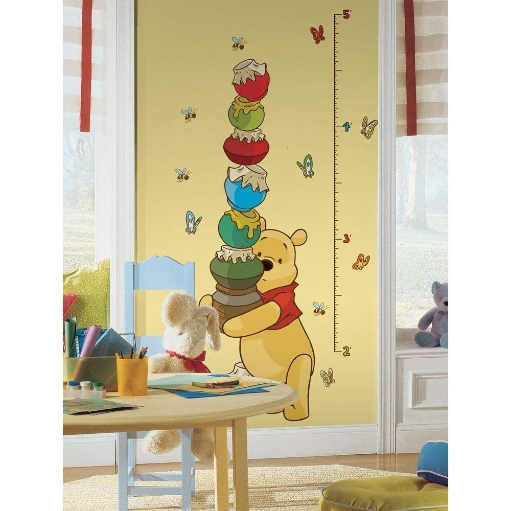 Winnie The Pooh Wall Decals | Roselawnlutheran Intended For Winnie The Pooh Wall Art For Nursery (Image 19 of 20)