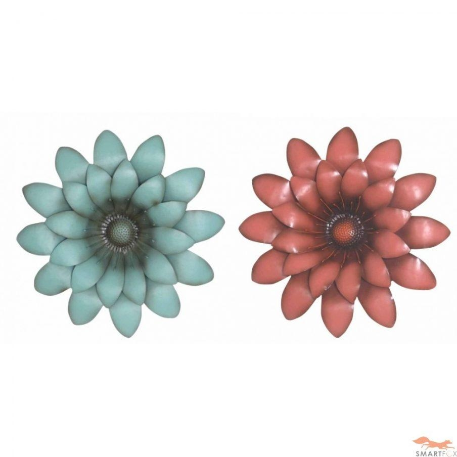 Winsome Metal Flower Wall Art Hobby Lobby Metal Wall Art Decor Regarding Red Flower Metal Wall Art (Image 20 of 20)