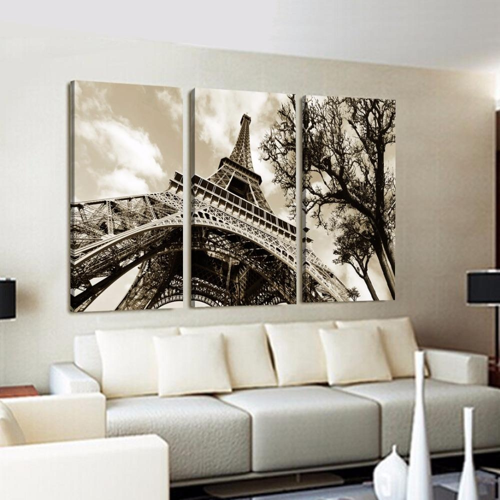 Wolfz Art Stuff | Eiffel Tower Wall Art With Regard To Eiffel Tower Wall Art (Image 20 of 20)
