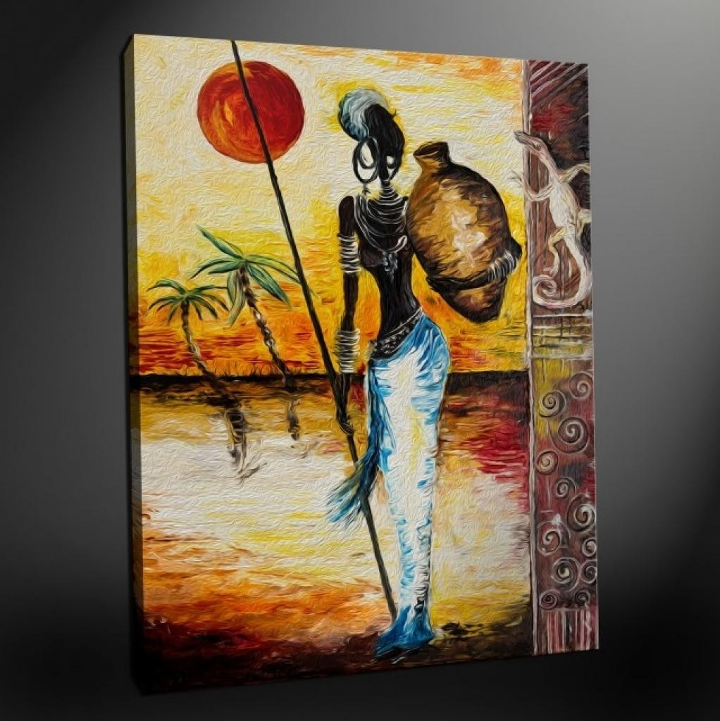 Wonderful African American Wall Art Wholesale Best Ideas About For African American Wall Art And Decor (View 2 of 20)