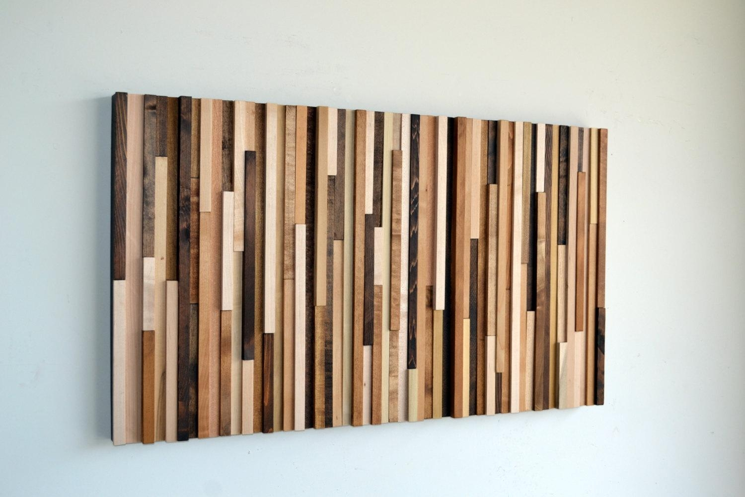 Wood Panel Wall Art Ideas : Awesome Wood Panel Wall Art – All Pertaining To Wood Wall Art Panels (View 3 of 20)