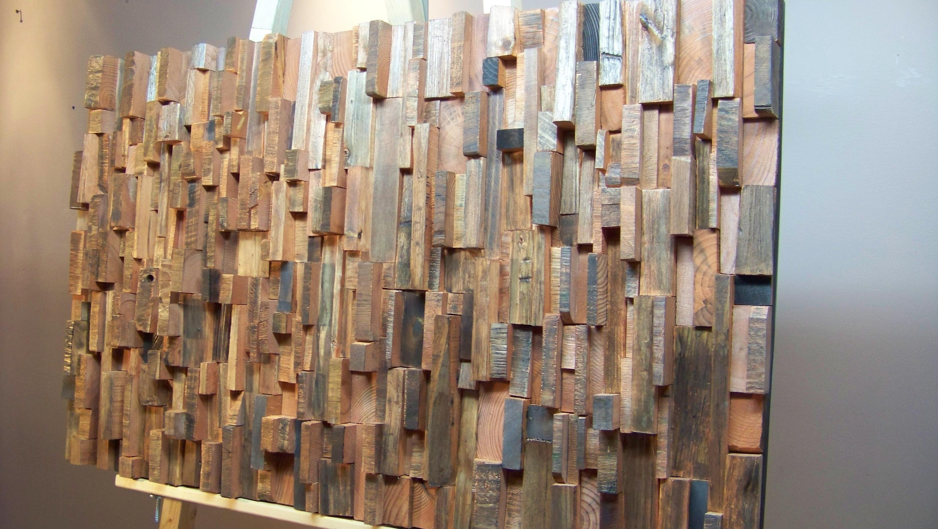 Wood Panel Wall Art Some Decor Reviews – Best House Design In Wood Panel Wall Art (Image 18 of 20)