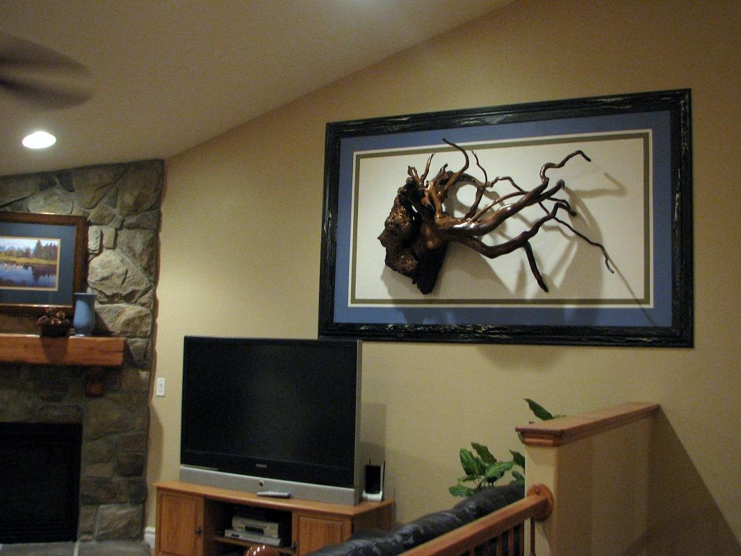 Wood Wall Art | Contractor Kurt With Regard To Large Unique Wall Art (View 1 of 20)