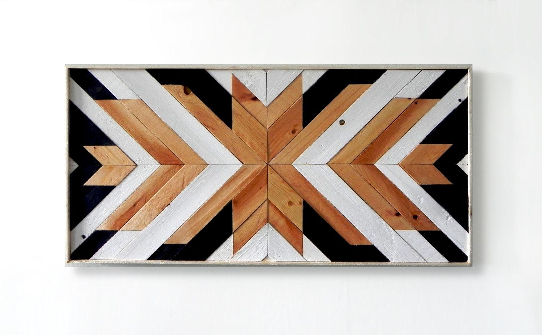 Wood Wall Art Reclaimed Wood Wall Art Wall Art Wooden Regarding Wood Wall Art (Image 19 of 20)