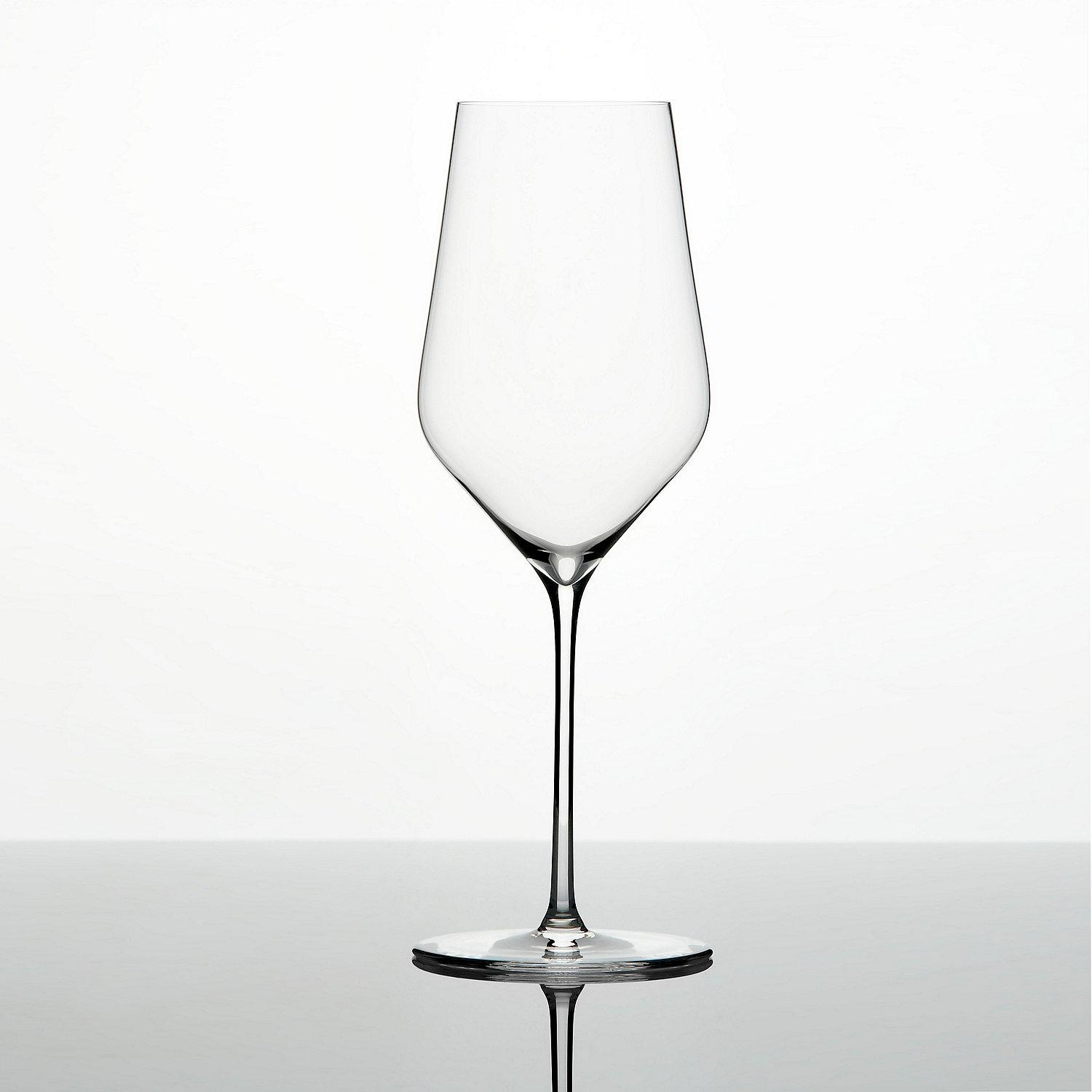 Zalto Denk'art White Wine Glass - Wine Enthusiast intended for Martini Glass Wall Art