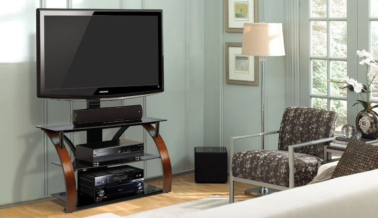 1-22 in Most Current Bell'o Triple Play Tv Stands