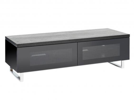 10 Best Tv Stands | The Independent Inside Most Up To Date Wood Tv Stand With Glass Top (Image 1 of 20)