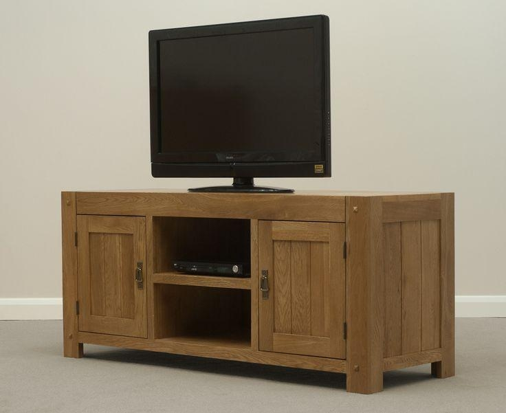10 Best Tv Unit Images On Pinterest | Tv Units, Blondes And with regard to 2017 Oak Widescreen Tv Unit