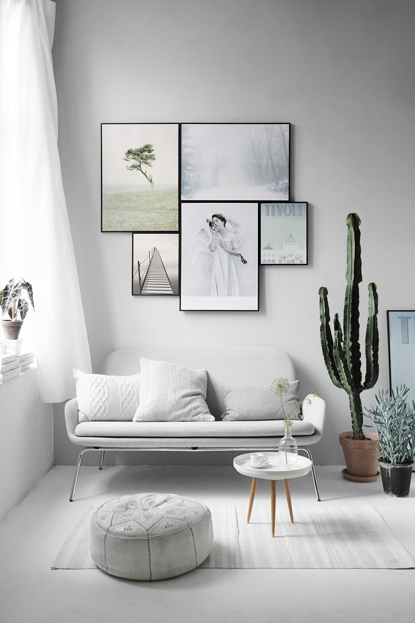 10 Scandinavian Style Interiors Ideas | Italianbark With Regard To Italian Style Wall Art (View 19 of 20)