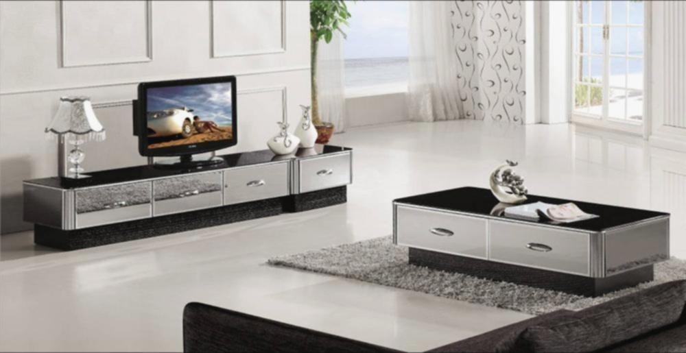 20 photos mirrored tv cabinets tv cabinet and stand ideas Mirrored living room furniture